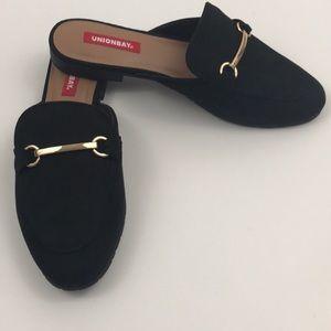 NEW Slip On Loafer Mules